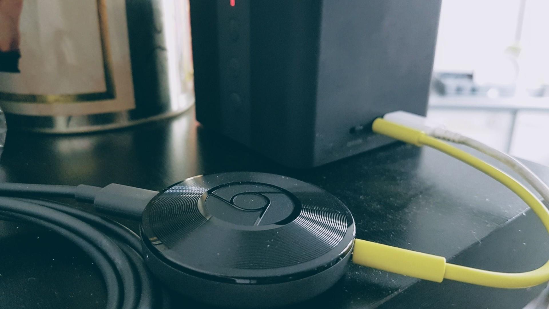 Multiroom Sound günstig mit Google Chromecast Audio und Google Home